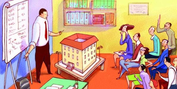 Un buen administrador de fincas puede mejorar tu vida